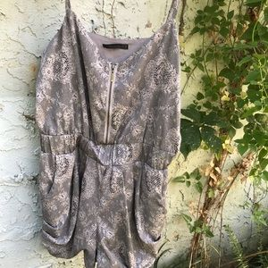 Lucca couture romper